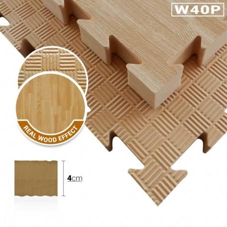 Tatami Real wood effect 4cm - W40P