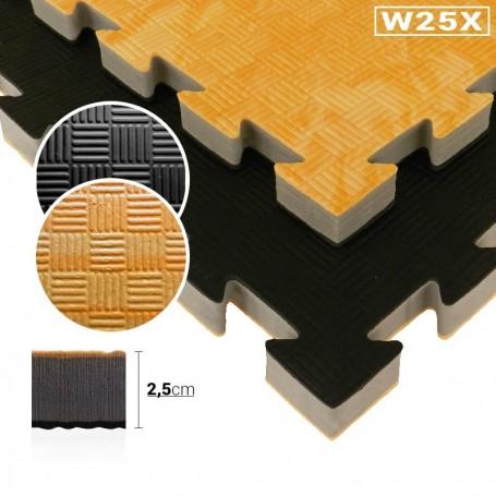 Tatami Mat EVA Wood Effect - W25X