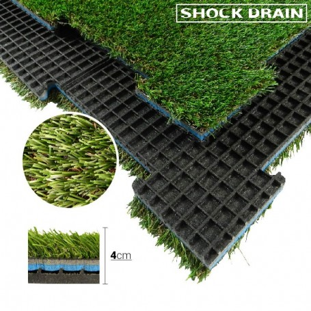Synthetic grass - Puzzle