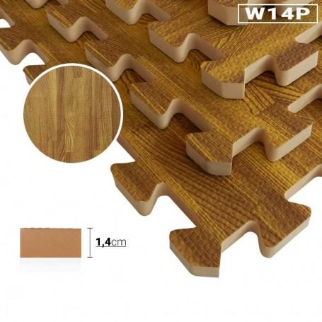 Wood Yoga Kit - W14P