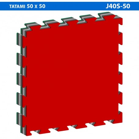 Tatami Mat Made In Italy Kit 4 Pieces J40S-50